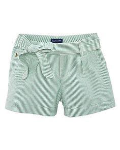 Ralph Lauren Seersucker Shorts - some of my favorite shorts are RL!