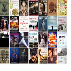 """Saturday, March 7, 2015: The MidPointe Library System has 46 new bestsellers, 80 new videos, 60 new audiobooks, 89 new music CDs, 188 new children's books, and 582 other new books.   The new titles this week include """"Fifty Shades Of Grey,"""" """"The Buried Giant: A Novel,"""" and """"Duets: Re-Working The Catalogue."""""""