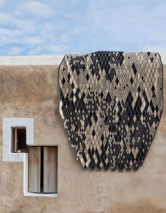 Losanges II, Design by Ronan and Erwan Bouroullec, / Losanges Collection, photo © Nanimarquina