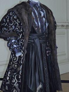 Male Costume from the Tudor era.