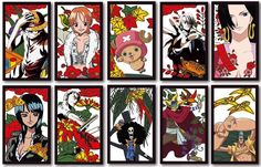 hanafuda one piece One Piece 1, One Piece Fanart, Telling Time, Adventure Time, New Product, Free Gifts, Playing Cards, Banner, Fan Art