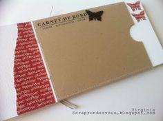 scrap rendez-vous: Travel Journal London - Carnet de voyage Londres