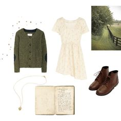 """""""Autumn in the Village"""" by englishletters on Polyvore"""