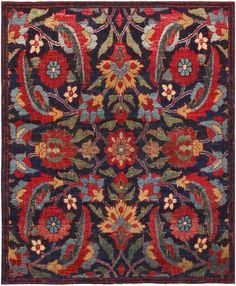Antique Persian Kerman Rug 47983 Main Image - By Nazmiyal