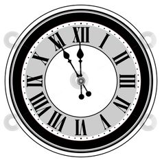 new year clock clip art google search