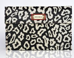 Click to Close leather bag
