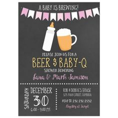 Ideas For Baby Shower Invitations | Baby showers, Boy baby showers ...