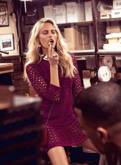 leahcultice: Karolina Kurkova by Koray Birand for Vogue Mexico April 2014