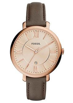 "Fossil, Armbanduhr, ""JACQUELINE, ES3707"""