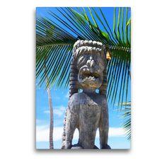 Hawaii, Surfer, Lion Sculpture, Statue, Art, Anniversary, Canvas, Art Background, Kunst
