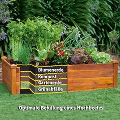 Hochbeet Klassik 3er-Set, rechteckig, stapelbar - Hochbeete von Gärtner Pötschke