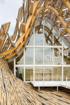 Image 9 of 24 from gallery of China Pavilion - Milan Expo 2015 / Tsinghua University + Studio Link-Arc. Photograph by Sergio Grazia Architecture Concept Drawings, Pavilion Architecture, Modern Architecture House, Amazing Architecture, Architecture Details, Tectonic Architecture, Cultural Architecture, Sustainable Architecture, Residential Architecture