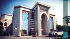PALACE DESIGN IN RIYADH - KSA