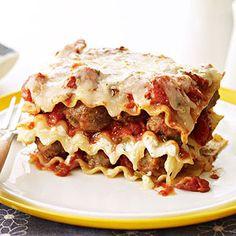 Pasta Dishes, Meatballs Lasagna, Spaghetti Carbonara, Baked Pasta ...