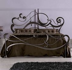 Metal works with fantasy - gates, railings, fences, furniture & more.