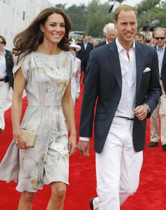 Kate & William -