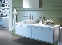 Philippe Starck Wastafel : Wastafel en meubel volgens persoonlijke denkbeelden door ruimtelijke