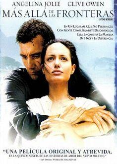 "Película: ""Amar peligrosamente (Mas allá de  las fronteras)"""