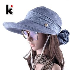 254311773fee6 Sun Hats With Face Neck Protection For Women Sombreros Mujer Verano Wide  Brim Summer Visor Caps Outdoors Anti-UV Chapeu Feminino - Bestsellinglover