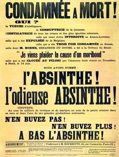 Absinthe prohibition