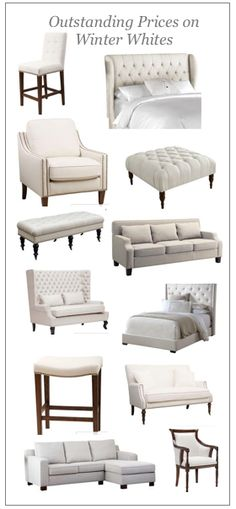 These prices are fantastic. Foot of bed bench $133, beds (not just headboards) under $400, larger sofa $534, headboard under $200 etc.
