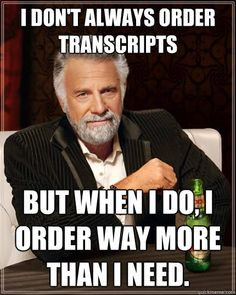 Need an official Pratt transcript? Visit the National Student Clearinghouse at www.getmytranscript.com