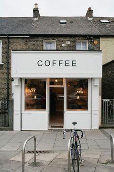 Coffee, coffee and more coffee.