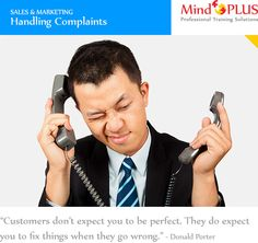 MindPlus Handling Complaints - English Today Jakarta