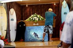 'Rabbit' Bartholomew leaving sand on MP's coffin