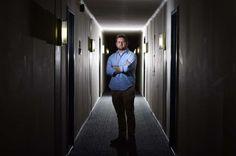 Alex Horton- Alexandria, VA;   In Iraq, I raided insurgents. In Virginia, the police raided me.
