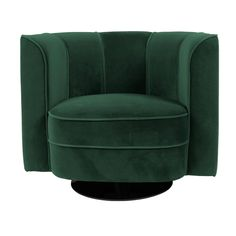 Dutchbone Flower lounge chair is classy, contemporary and art nouveau in one! This comfortable lounge chair is upholstered with velvet! Eames Chairs, Bar Chairs, Lounge Chairs, Swivel Chair, Tub Chair, Chair Cushions, Office Furniture Design, Grey Chair, Living Room Chairs