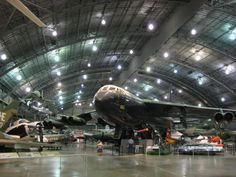 United States Air Force Museum - Dayton Ohio - B 52