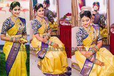 Opulent Bride Classic Silk Wedding Blouse