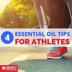 Essential oils for athletes are powerful, useful tools. No matter your expertise or skill, there are essential oils for muscle aches, performance, & more. Doterra Essential Oils, Natural Essential Oils, Young Living Essential Oils, Essential Oil Blends, Natural Oils, Doterra Oil, Best Antiperspirant Deodorant, Foot Spray, Gym Bag Essentials