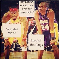 Laker Nation all day, err'day! ;D