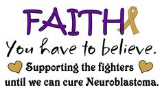 Neuroblastoma Awareness