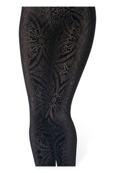 I haven't worn leggings in almost 20 years. These are awesome, and I want them. I don't even know what I would wear with them. Revenge of the Burned Velvet Leggings Leggings Mode, Cheap Leggings, Floral Leggings, Girls Leggings, Printed Leggings, Leggings Fashion, Awesome Leggings, Tribal Leggings, Cheap Pants