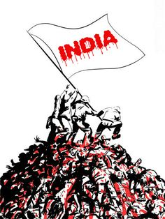 Reality Of India In Kashmir by ArsilanAziz