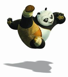 Kung Fu Panda 2 Po's funny pictures (3)