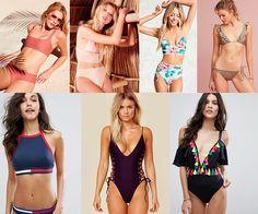 Fashion Bubbles - Moda como Arte, Cultura e Estilo de Vida Biquínis do Verão 2018 - Veja as principais tendências em moda praia