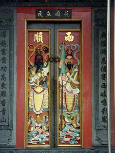 Doorway in Chicago