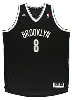 40ea8514e NBA Brooklyn Nets Deron Williams 8 Swingman Jersey Black XXLarge     Check  out the