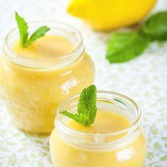 Crème au citron facile
