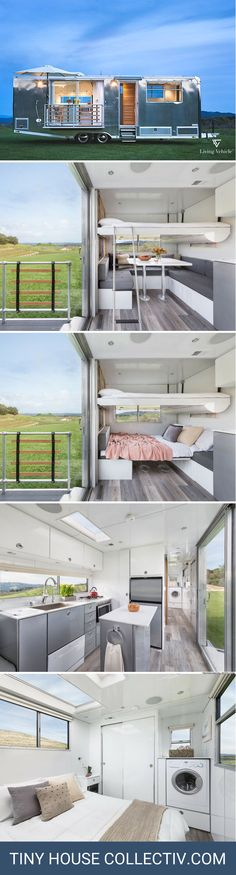 The Living Vehicle Sq Ft) Tiny House On Wheels living Vehicle Tiny House On Wheels House living Tiny Vehicle Wheels Tiny House Living, Rv Living, Living Room, Tiny House Plans, Tiny House On Wheels, Tiny House Nation, Tiny House Movement, Tiny Spaces, Tiny House Design