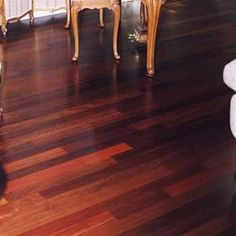 #Unfinished #hardwood #floors are classy, without being elitist; they're almost universally appreciable.