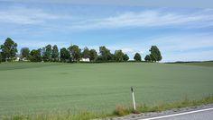 Scandinavian countryside.