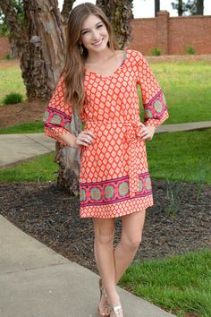 Swept Away Dress – Girly Girl Boutique