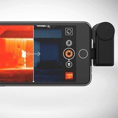 Sometimes you need to see further. Sometimes you need to know more. Now, with the Seek Thermal XR Extended Range Thermal Imager, you can. Plug the Seek Compact directly into your smartphone and in seconds you can see the heat all around you. The Seek advanced thermal sensing technology lets you detect a massive range of temperatures - from -40 degrees up to 626 degrees Fahrenheit - and locate specific sources of heat instantly. The Seek Thermal XR Extended Range Thermal Imagercaptures…
