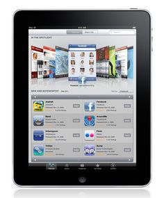 Great site for showing how iPads, with school-purchased apps) are used at various grade levels