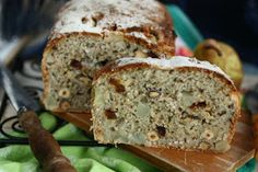 Angie's Recipes . Taste Of Home: Buckwheat Bread with Pear and Hazelnut
